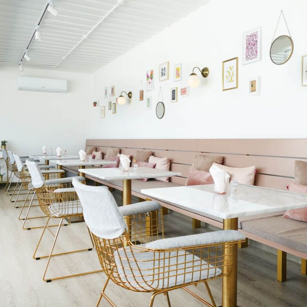 Pastryology Dubai - Pastry Shop - Interior Image